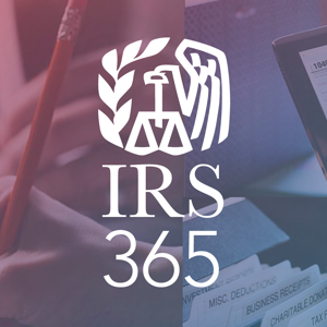 Tax Design Challenge 2016 Winning Submission, IRS 365 by Andrea Angquist, thumbnail