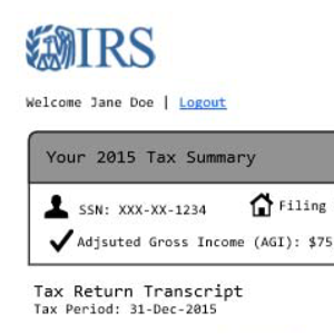 Tax Design Challenge Submission, Your Tax Summary, thumbnail